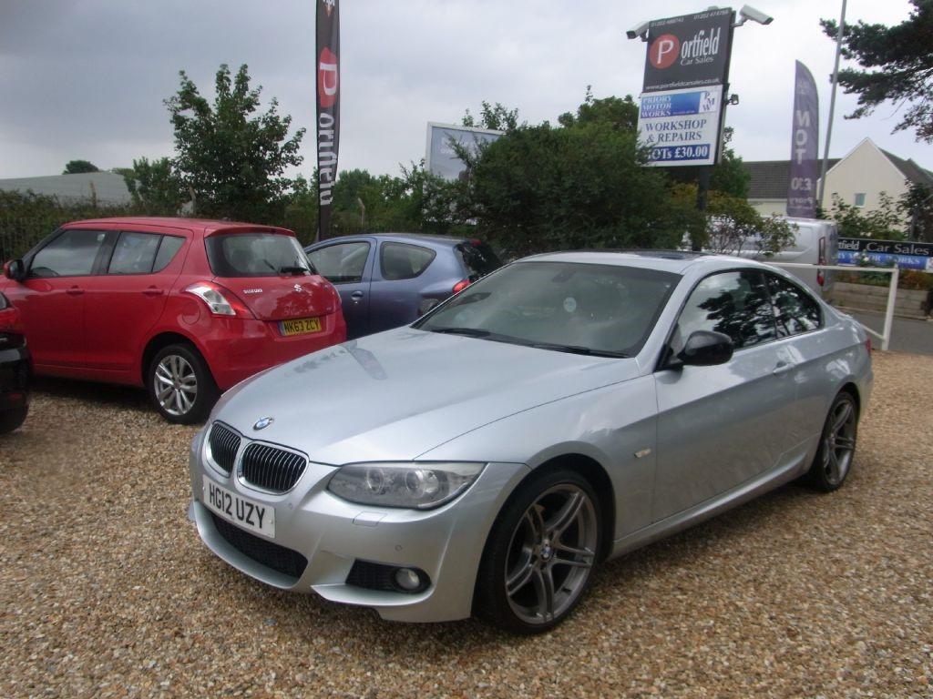 BMW 3 Series 320d2.0d Sport Plus Edition Coupe 2dr Auto Tip for sale ...