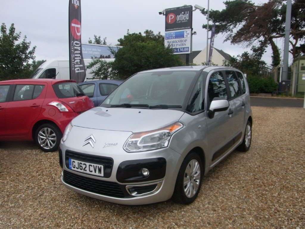 citroen c3 picasso1 6 hdi vtr plus mpv 5dr manual for sale rh portfieldcarsales co uk Citroen C2 New Citroen C3
