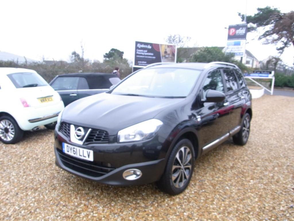 Nissan Qashqai Portfield Car Sales Dorset