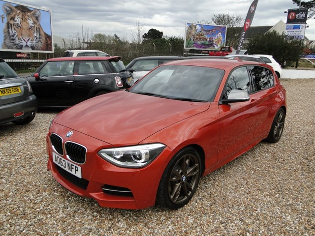 used BMW 1 Series M 3.0 MSport 135i 5dr Manual 6 Speed  in dorset