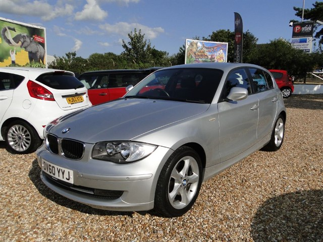 used BMW 116d 2.0 Sport Start/Stop 5dr Manual 6 Speed in dorset