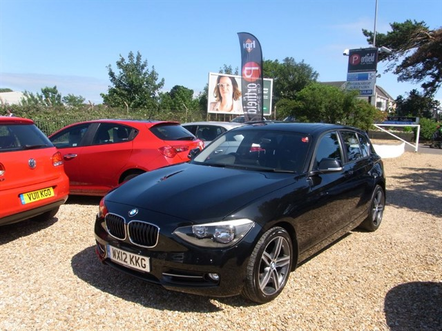 used BMW 116i 1.6 Sport SS 5dr Manual 6 Speed in dorset