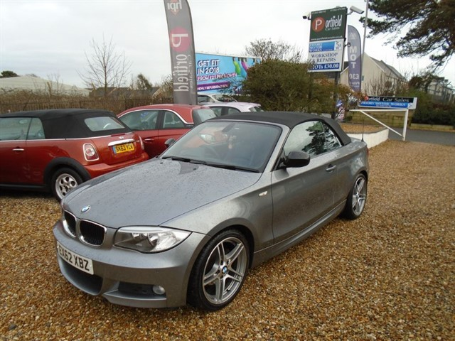 used BMW 118d 2.0 Sport Plus 2dr in dorset