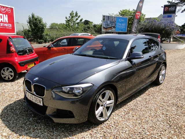 used BMW 118d 2.0 MSport Sport Hatch 3dr Manual 6 Speed in dorset