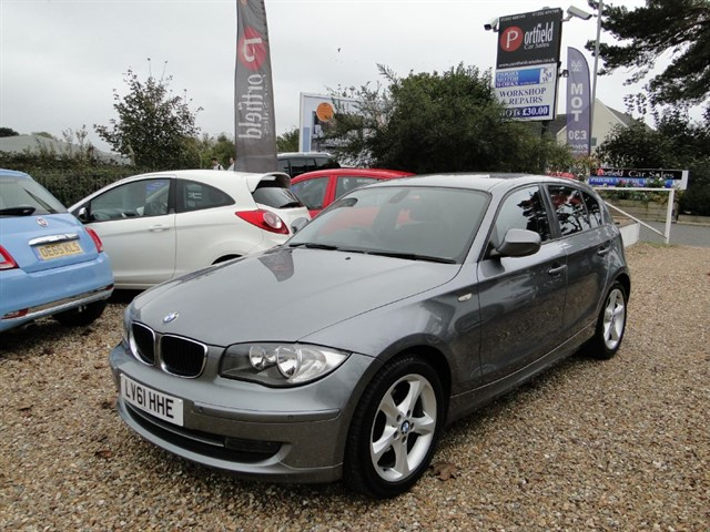 used BMW 118d 2.0 Sport 5dr Manual 6 Speed in dorset