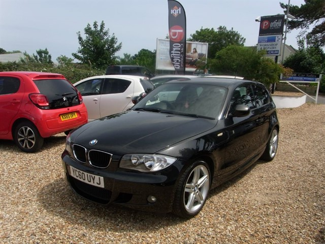 used BMW 118i 2.0 MSport 3dr Manual 6 Speed in dorset