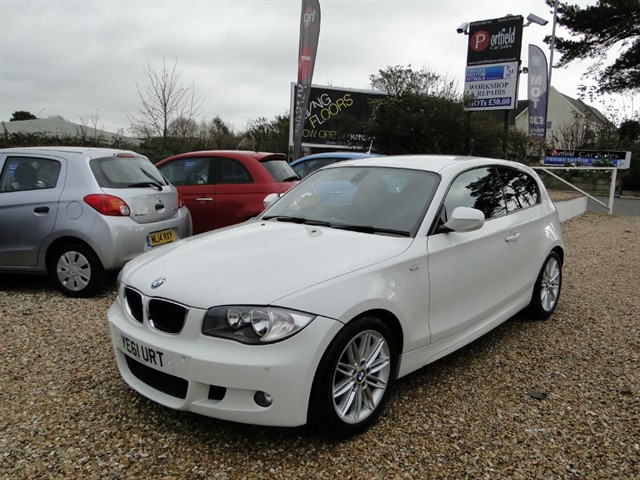 used BMW 120d 2.0 MSport 177 3dr Manual 6 Speed in dorset