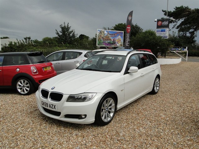 used BMW 318i 2.0 SE Touring Auto Tip in dorset
