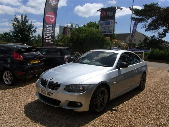 used BMW 320d 2.0d Sport Plus Edition Coupe 2dr Auto Tip in dorset