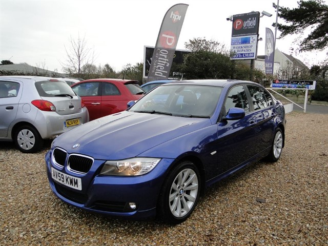 used BMW 320d 2.0 177 SE 4dr Manual 6 Speed in dorset