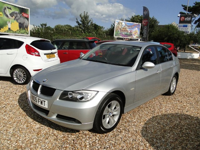 used BMW 320i 2.0 SE 4dr Manual 6 Speed in dorset