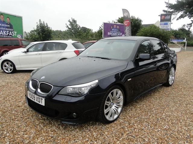 used BMW 535d 3.0 Bi Turbo MSport 4dr Auto Tip in dorset