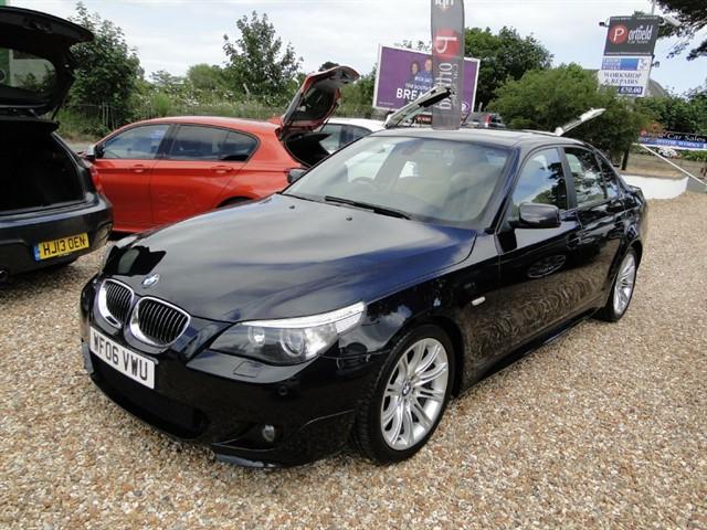 used BMW 540i 4.0 V8 MSport 4dr Auto Tip in dorset