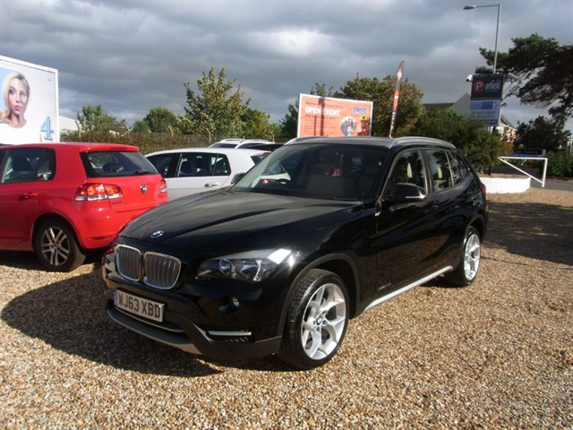 used BMW X1 2.0d XDrive XLine 5dr Manual 6 Speed in dorset