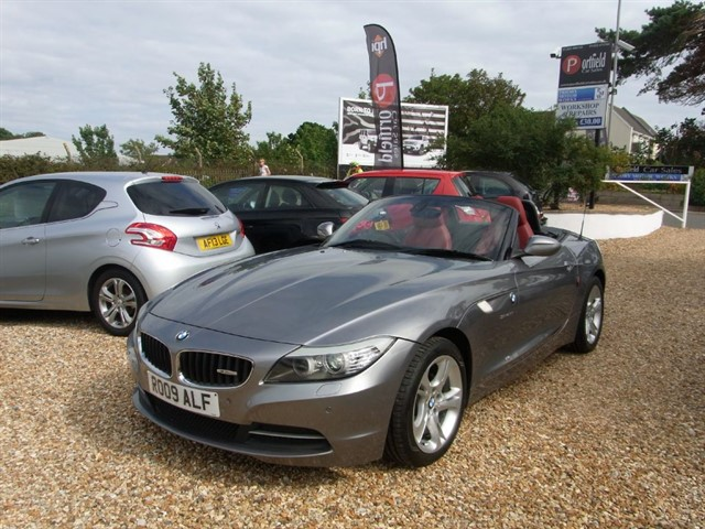used BMW Z4 2.5 S Drive Convertible 2dr Auto Tip in dorset
