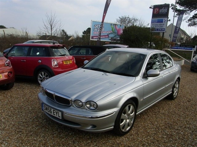 used Jaguar X-Type 2.5 V6 SE AWD 4dr Automatic in dorset