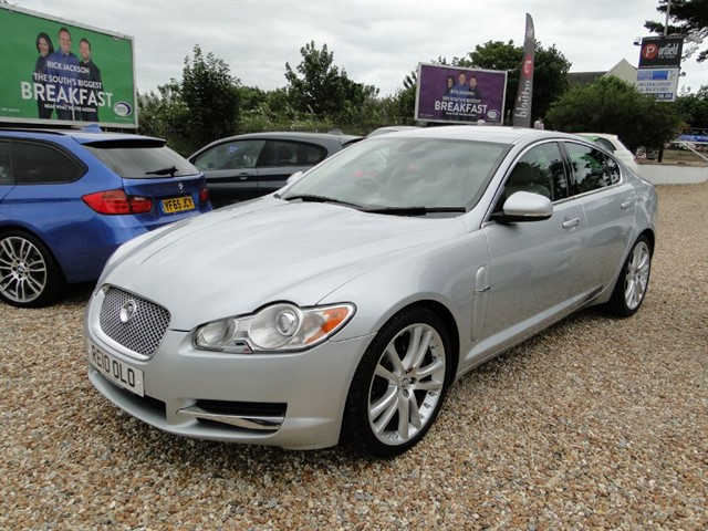 used Jaguar XF 3.0 V6 S Premium Luxury 4dr Auto Tip in dorset
