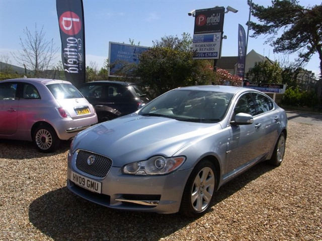 used Jaguar XF 2.7 TDV6 Premium Luxury 4dr Auto Tip in dorset