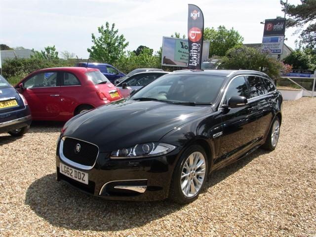 used Jaguar XF 2.2 D Luxury in dorset