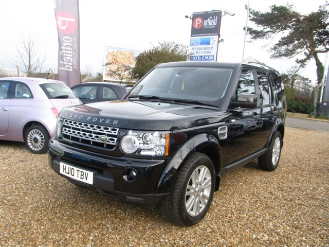 used Land Rover Discovery 4 3.0 TDV6 HSE 4x4 7 Seat Auto  in dorset