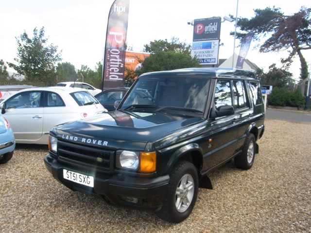 used Land Rover Defender 2.5 Td5 Commercial 4x4 5dr Automatic in dorset