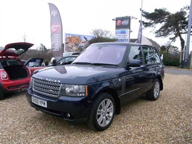 used Land Rover Range Rover 3.6 TDV8 Vogue SE 4x4 5dr Auto in dorset