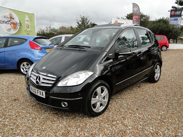 used Mercedes A180 CDI 2.0 Avantgarde SE 5dr Automatic in dorset