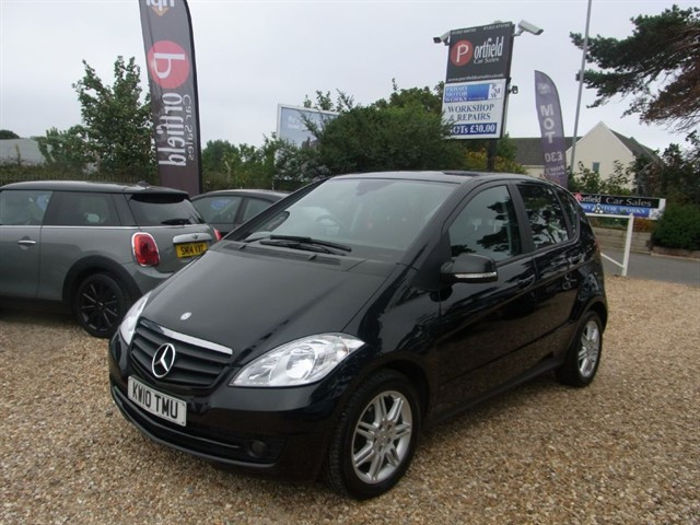 used Mercedes A180 2.0 CDi Classic SE 5dr Automatic in dorset