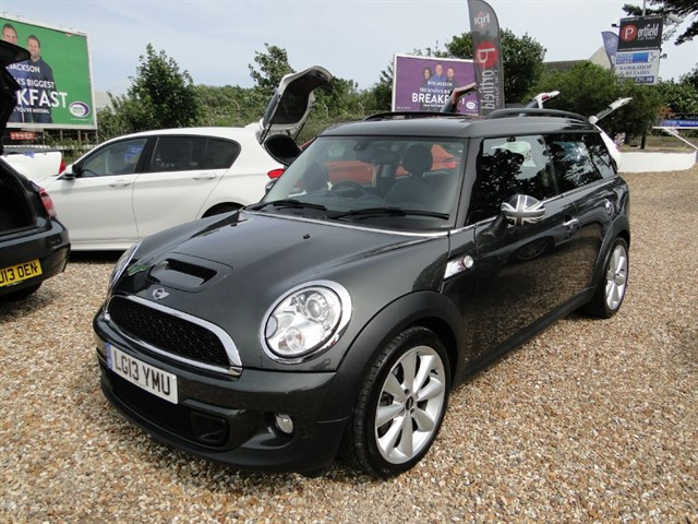 used MINI Clubman 2.0d Cooper SD Chili 5dr Auto Tip in dorset