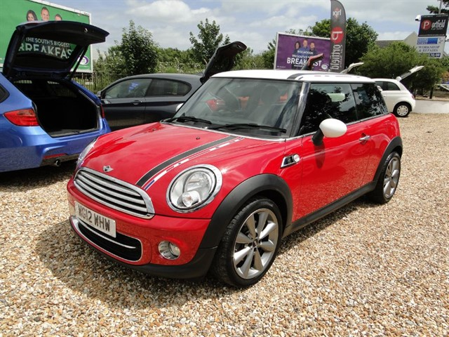 used MINI Hatch 1.6d Cooper London 2012 Edition 3dr Manual 6 Speed  in dorset