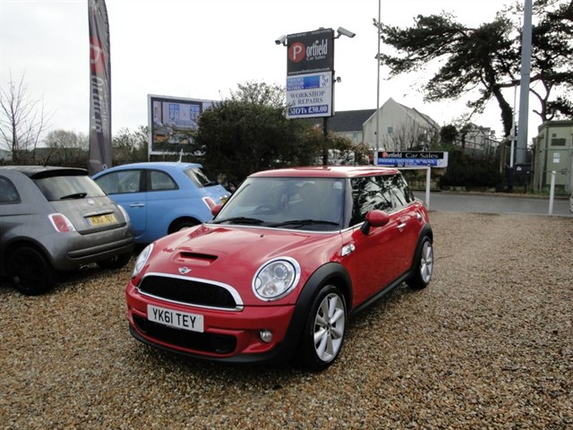 used MINI Hatch 2.0 Cooper SD 3dr Manual 6 Speed in dorset