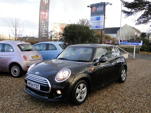 used MINI Hatch 1.5 Cooper D Start Stop 3dr Manual 6 Speed in dorset