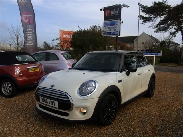 used MINI Hatch 1.5 Cooper S/S 3dr Manual 6 Speed in dorset