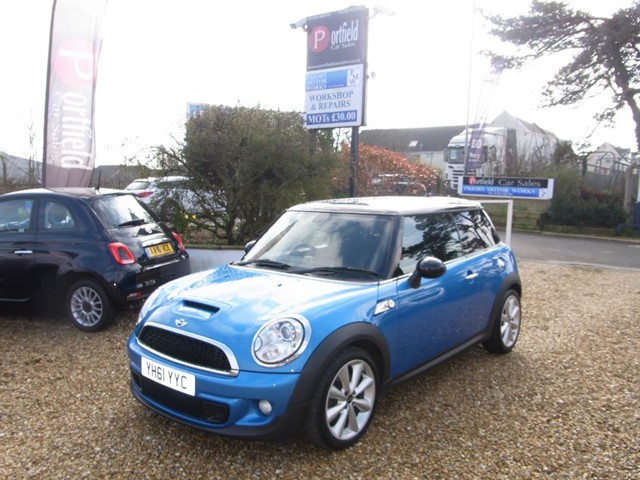 used MINI Hatch 1.6 COOPER S 3dr Manual 6 Speed in dorset