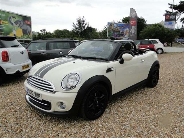 used MINI Roadster 1.6 Cooper 2dr Manual 6 Speed in dorset