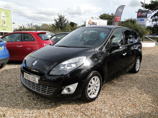 used Renault Grand Scenic 1.5dCi Privelege TOMTOM 7 Seat MPV Manual in dorset