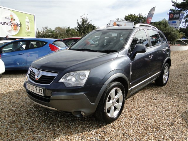 used Vauxhall Antara 2.0 CDTi S 4x4 5dr Automatic in dorset