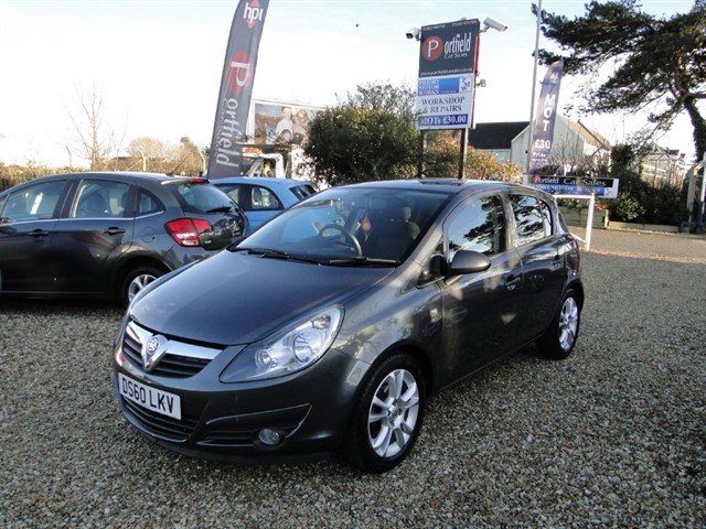used Vauxhall Corsa 1.2 SXi A/C 5dr Manual in dorset