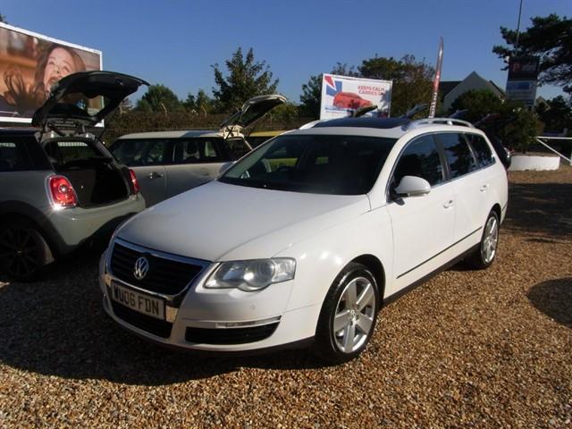 used VW Passat 2.0 Sport Estate DSG Auto in dorset