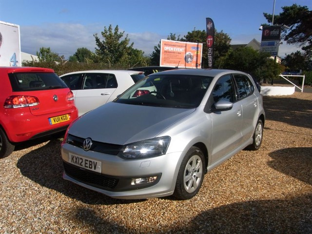 used VW Polo 1.2 TDi BlueMOTION 5dr Manual in dorset