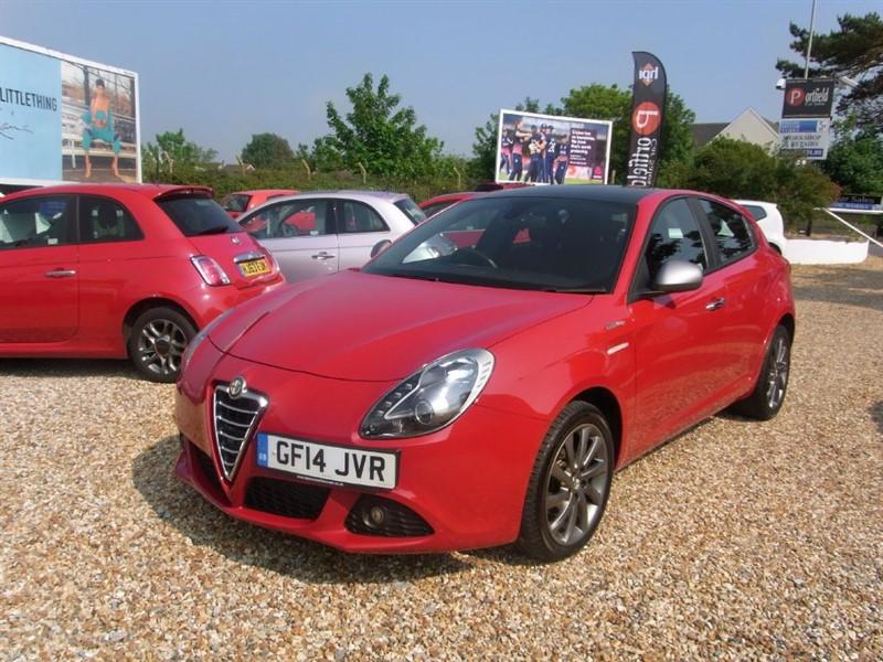 Alfa Romeo Giulietta for sale