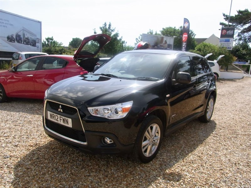 Mitsubishi ASX for sale