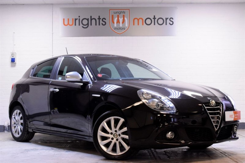 used Alfa Romeo Giulietta TB MULTIAIR EXCLUSIVE ONE OWNER !! in Norfolk