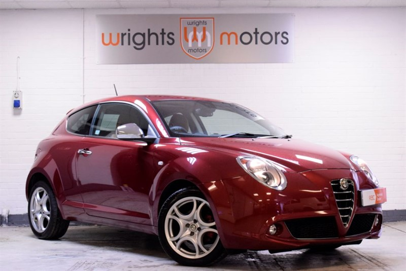 used Alfa Romeo Mito JTDM-2 DISTINCTIVE FULL LEATHER  in Norfolk