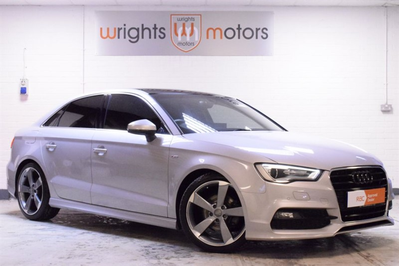 used Audi A3 TDI S LINE - Mega Spec £5125 Of Options!! in Norfolk