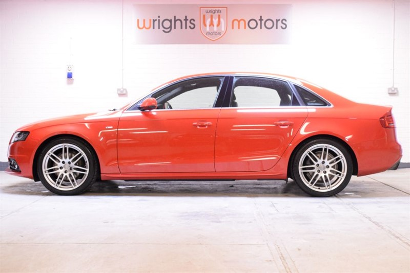 used Audi A4 TFSI QUATTRO S LINE SPECIAL EDITION RARE MODEL!! in Norfolk