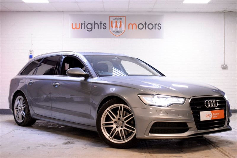 used Audi A6 Avant TDI QUATTRO S LINE RARE CAR & £3600 WORTH OF EXTRAS !! in Norfolk