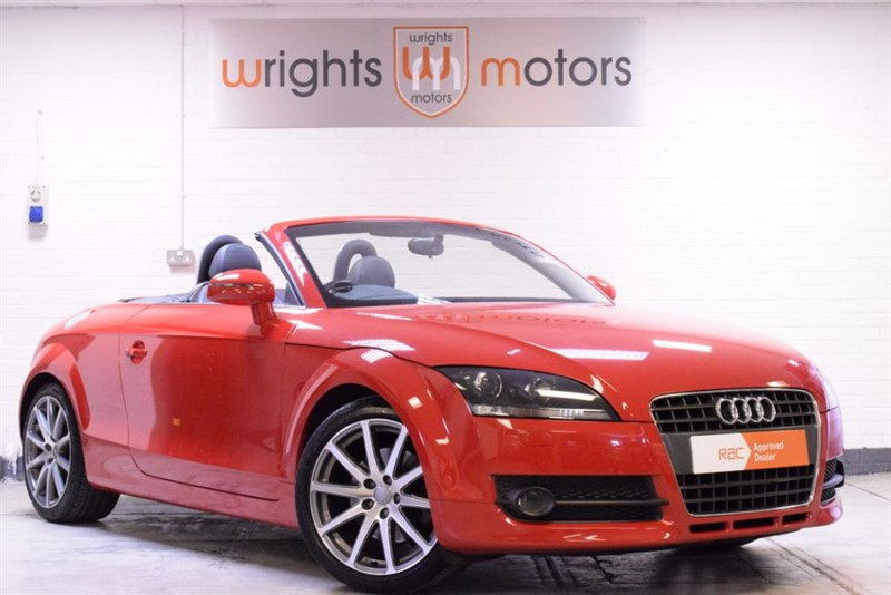 used Audi TT TFSI - ONLY 41K MILES & UPGRADE ALLOYS!! in Norfolk