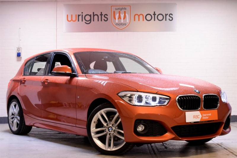 used BMW 116d M SPORT SAT NAV !! in Norfolk