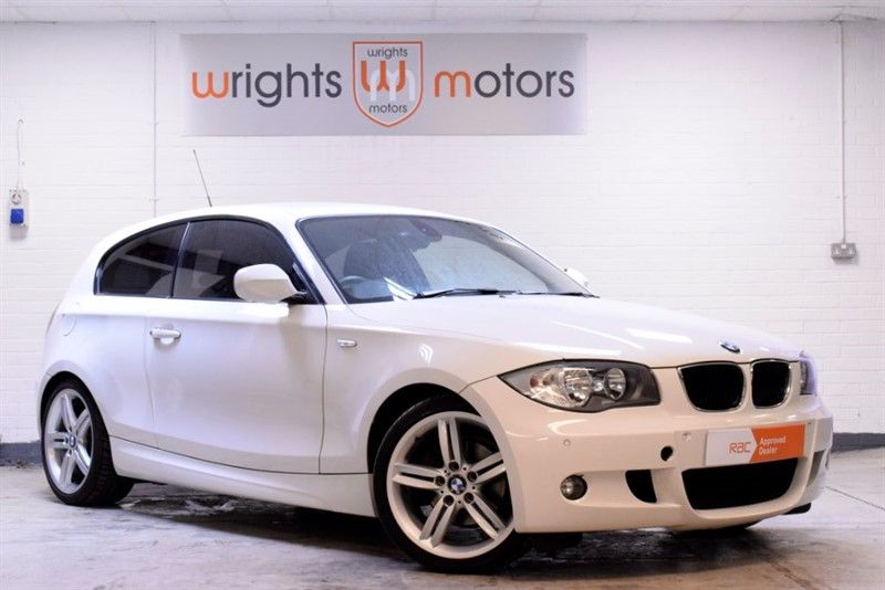 used BMW 120d M SPORT RARE 3DR AUTO MODEL !! in Norfolk